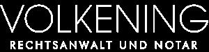 Rechtsanwalt und Notar Volkening Logo